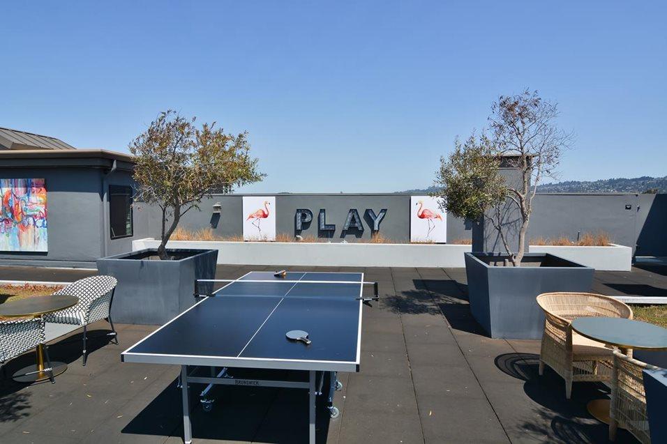 1122U Rooftop Lounge