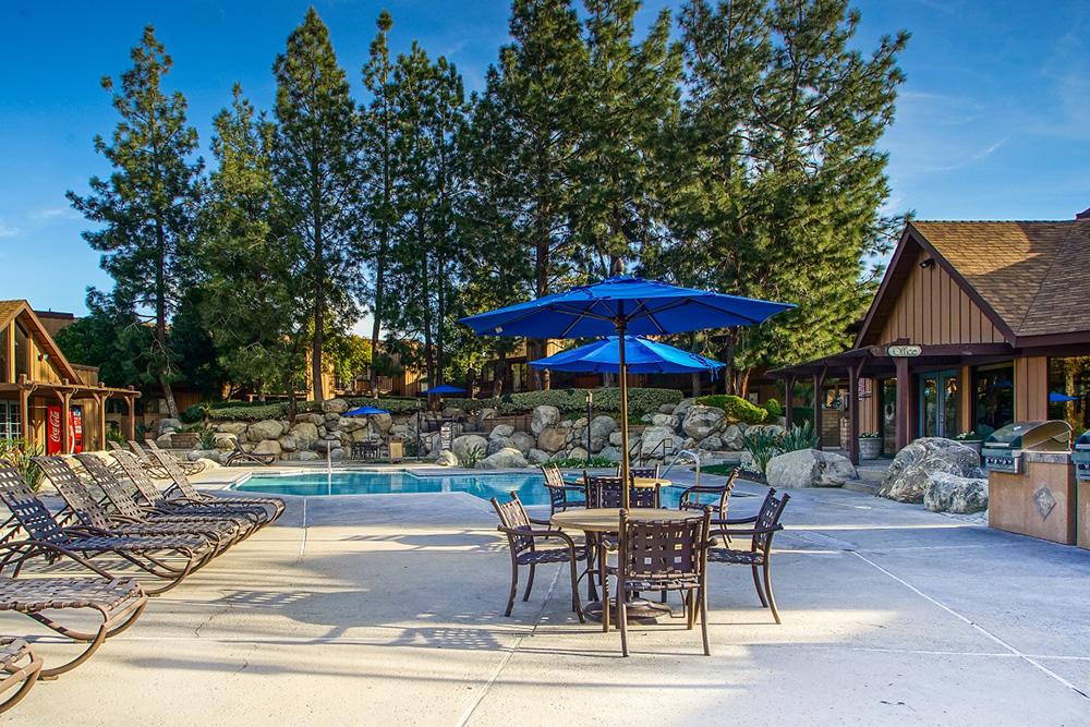 Boulder Creek Pool Area