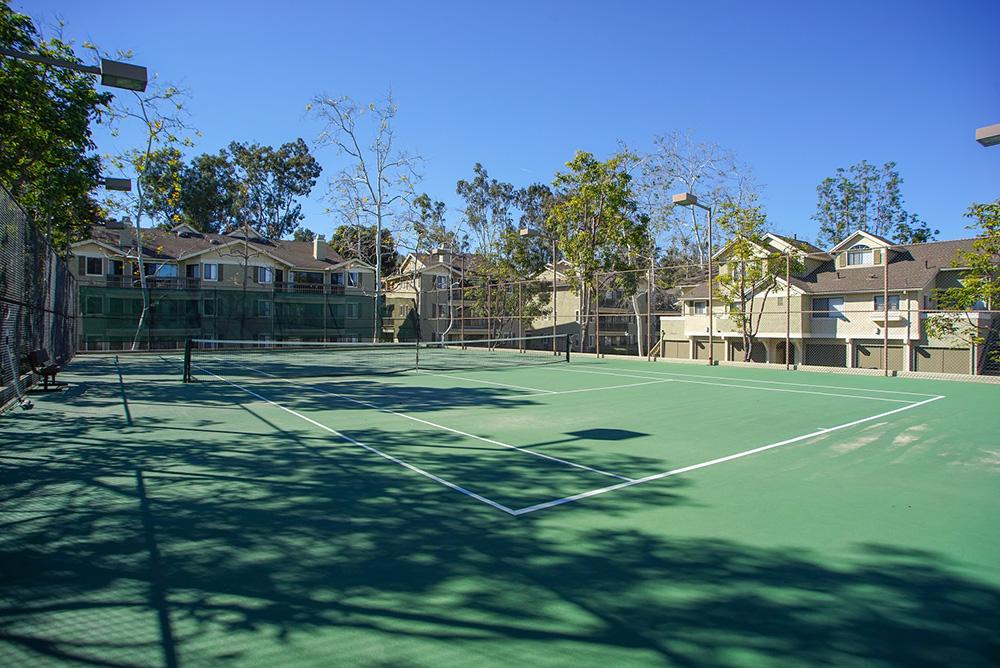 Flower Fields Tennis Courts