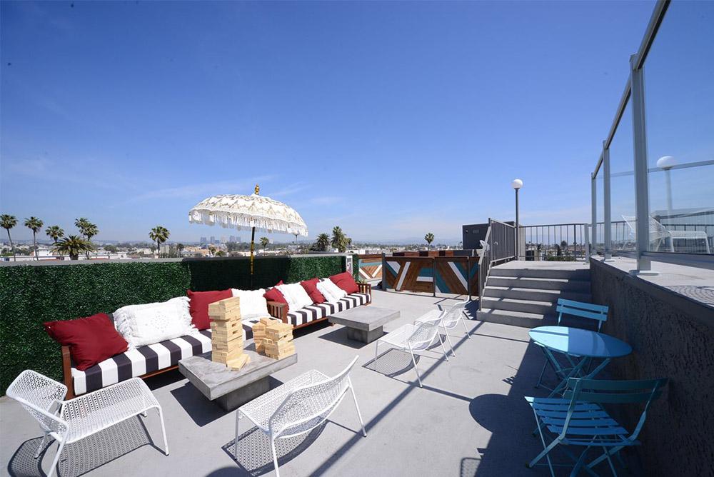Indie Westside Rooftop Lounge