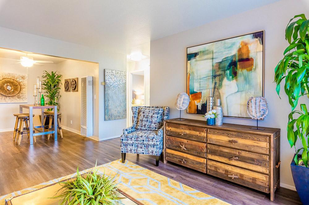 Ironwood Living Room